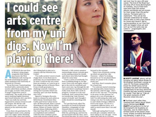 Interview: Coventry Telegraph