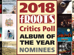 Nomination: fRoots Album of the Year