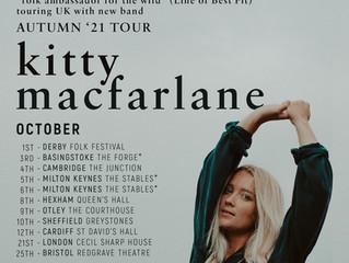 Announcing an autumn Tour!