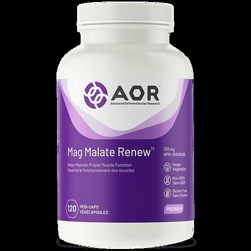 Mag Malate Renew - AOR