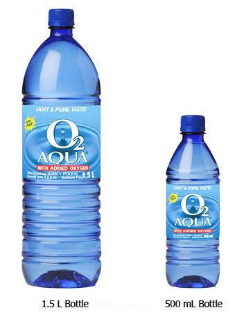Purified Water - O2 Aqua