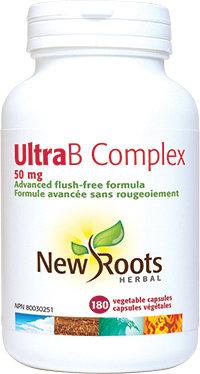 Vitamin B - UltraB Complex - New Roots
