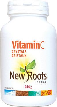 Vitamin C - Crystals - New Roots