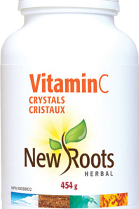 Vitamin C - Crystals - New Roots
