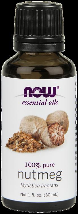 Nutmeg - Nyristica Fragrans - 100% Pure - NOW®