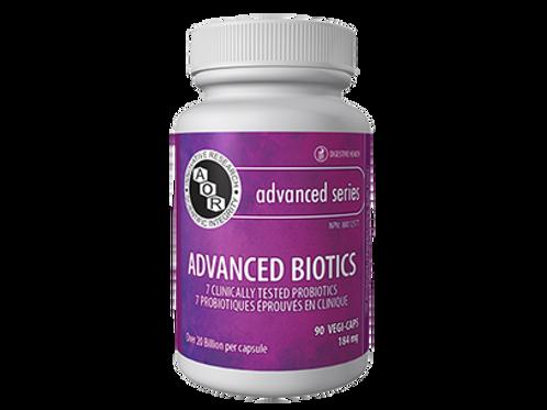 Advanced Biotics - Probiotics - AOR