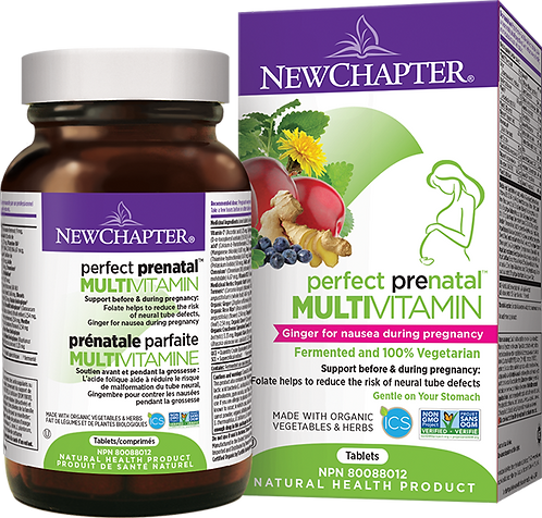 Prenatal Multivitamin - New Chapter®