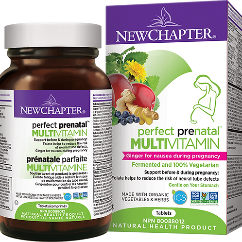 Prenatal Multivitamin - New Chapter®