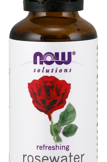 Rosewater Concentrate - NOW®