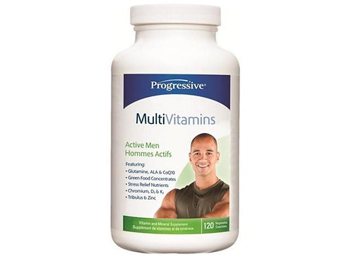 Multivitamin - Active Men - Progressive