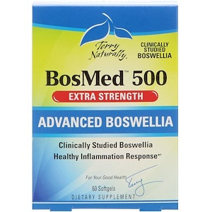 BosMed 500 - Advanced Boswellia - Terry Naturally