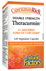 Curcumin Rich Double Strength Theracurcumin - Natural Factors