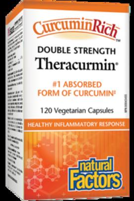 Curcumin Rich Double Strength Theracurcumin - Natural Factors