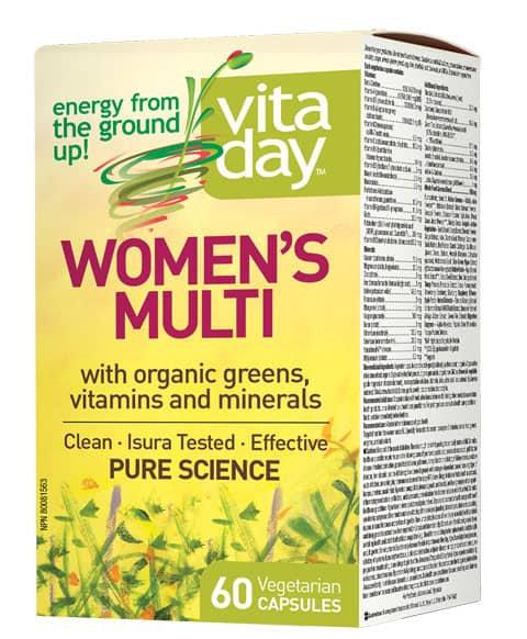 Women's Multi - Vita Day