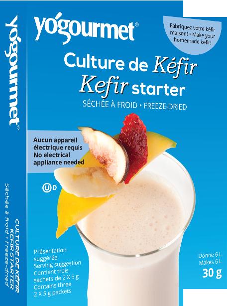 Kefir Starter - Yogourmet