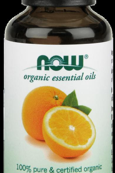 Orange - Organic - NOW®