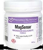 Magnesium Bisglycinate - MagSense - Preferred Nutrition