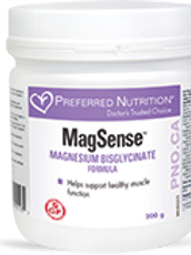 Magnesium Bisglycinate - MagSense - Preferred Nutrition