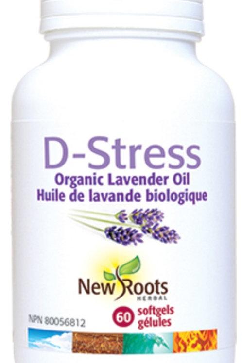 D-Stress - New Roots