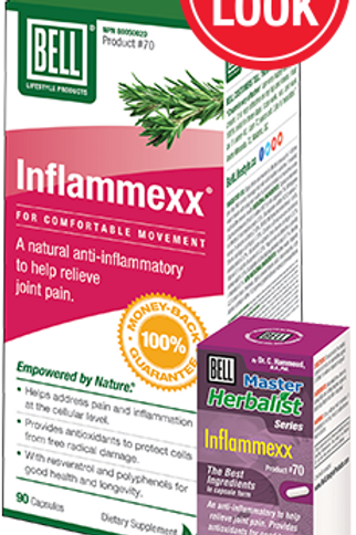 Inflammexx - Bell Lifestyle Products