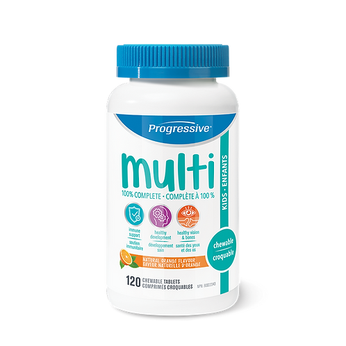 Multi Kids Chewable - Progressive