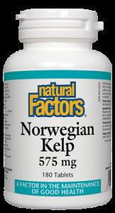 Kelp - Norwegian  -  Natural Factors