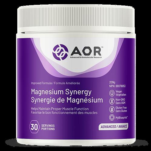 Magnesium Synergy - AOR