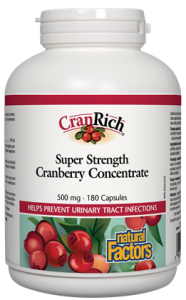 Cranberry - CranRich - Natural Factors