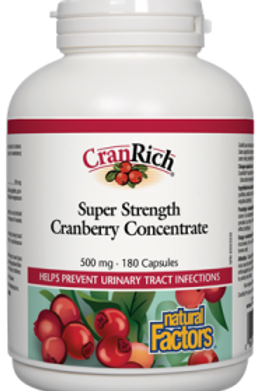 Cranberry - CranRich - Natural Factors