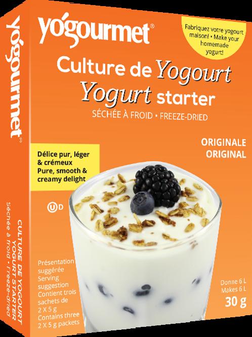 Yogurt Starter - Yogourmet