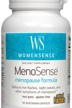 MenoSense - Womensense - Natural Factors