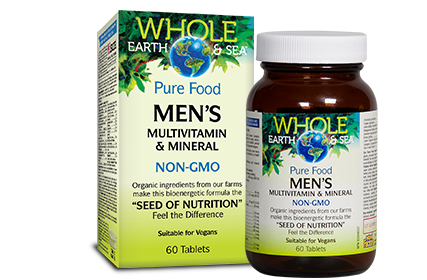 Multivitamin - Men's - Whole Earth & Sea