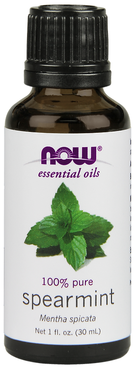 Spearmint - Mentha Spicata -100% Pure - NOW®