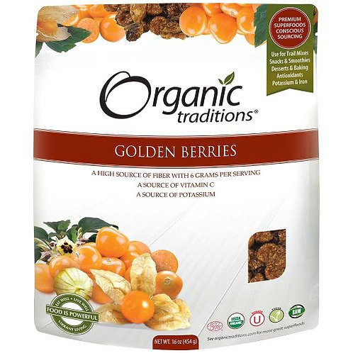 Golden Berries - Organic Traditions