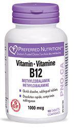 Vitamin B12 - Preferred  Nutrition