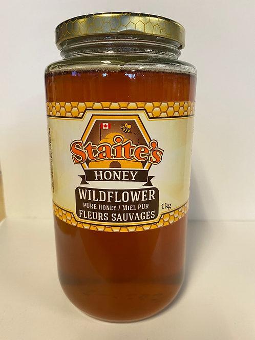 Staite's Wildflower Honey