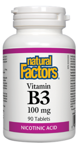 Vitamin B3 - Natural Factors