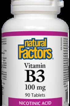 Vitamin B3 - Natural Factors