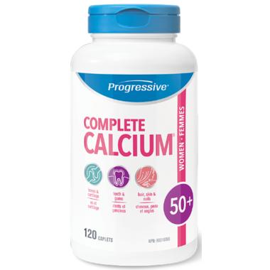 Complete Calcium - Women's 50+ - Progressive