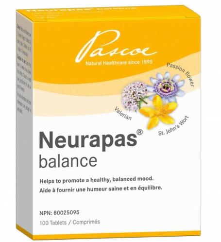 Neurapas Balance - Pascoe