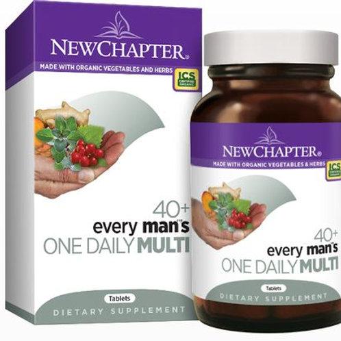Multivitamin - Men 40+ - New Chapter