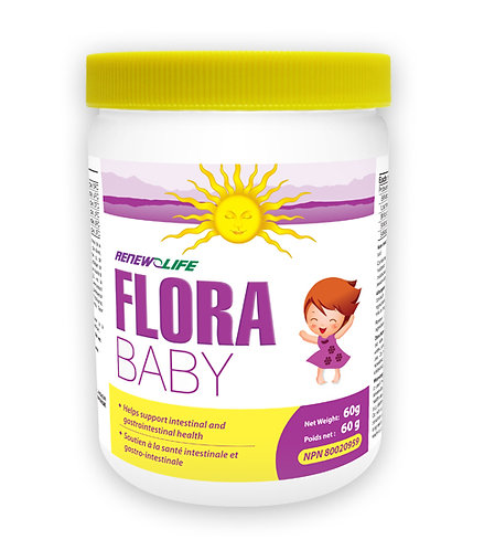 Flora - Baby - Renew Life