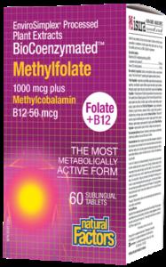 Methylfolate - BioCoenzymated™ - NaturalFactors