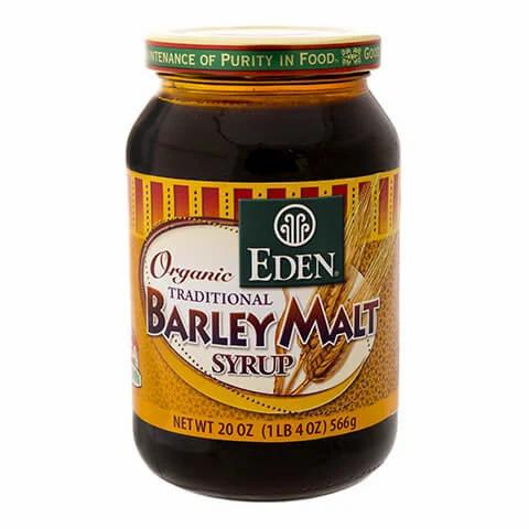 Eden Organic Traditional Barley Malt Syrup