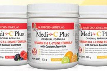 Vitamin C & Lysine - Medi C Plus- Preferred Nutrition
