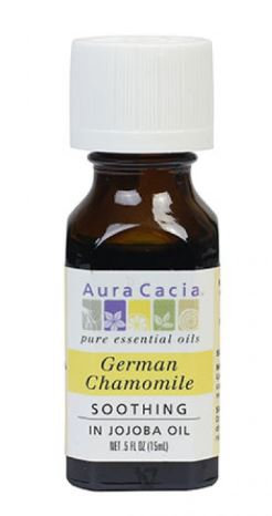 German Chamomile - Soothing - In Jojoba Oil - Aura Cacia®