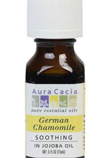 German Chamomile - Soothing - In Jojoba Oil - Aura Cacia®