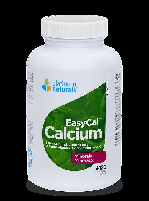 EasyCal Calcium - Platinum Naturals