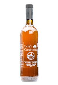 Kombucha - Ginger Peach - Cathy's