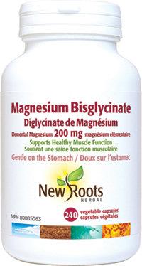 Magnesium Bisglycinate - New Roots